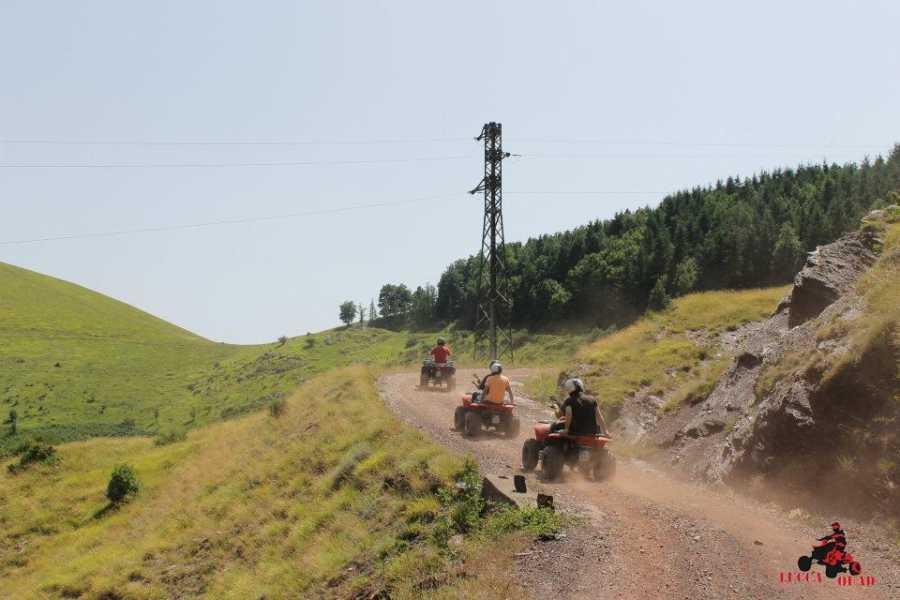 Lucca Adventure Sport Quad Trek 'Orrido di Botri'