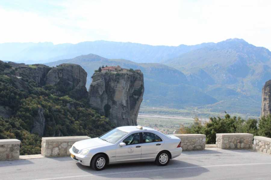 Visit Meteora Thessaloniki - Meteora Private Transfer