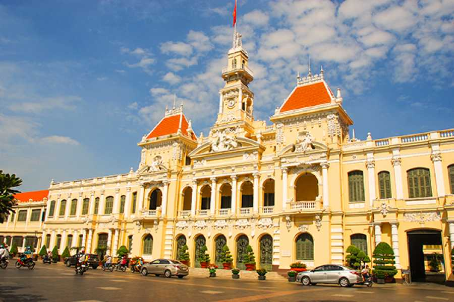 Viet Ventures Co., Ltd 3D2N Da Nang - Hoi An Free and Easy