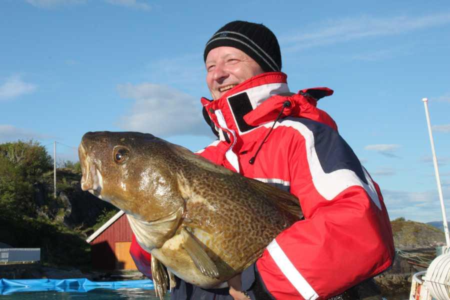Strømsholmen Sjøsportsenter A/S FISHING TRIPS / 3 HOURS FROM STRØMSHOLMEN, BOAT : HAAREK