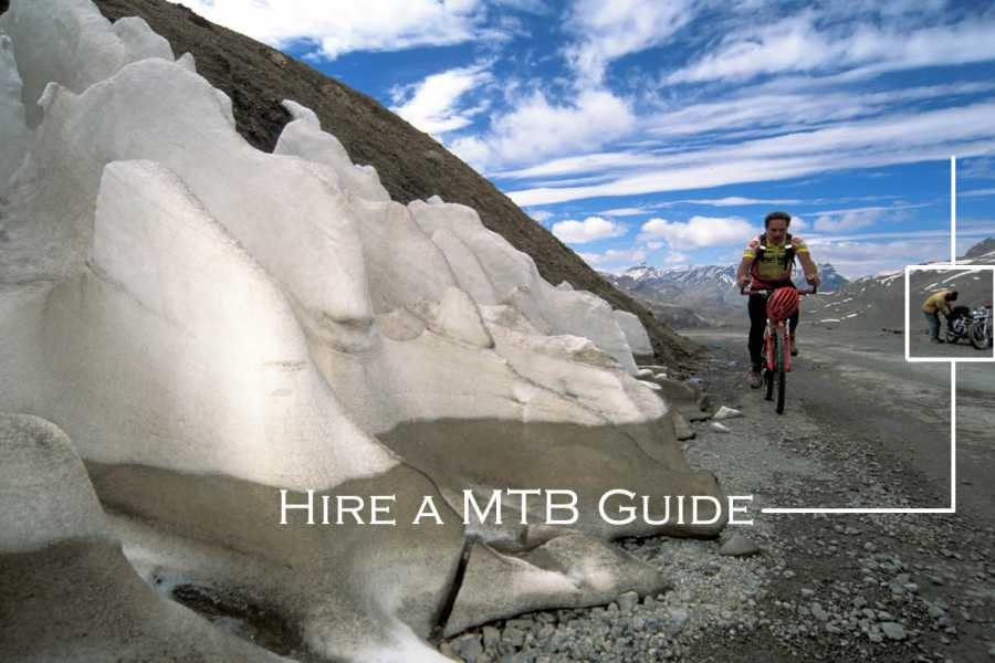 Last Second Group Ltd. HIRE an MTB GUIDE