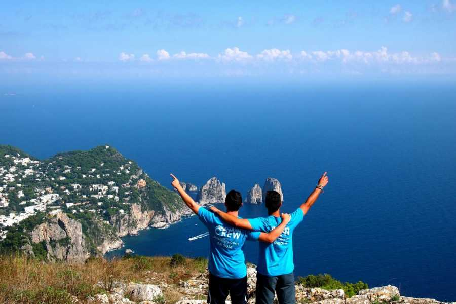 Bus2Alps AG Rome 2 the Amalfi Coast Blue Route - ACTIVITIES & TRANSPORT ONLY