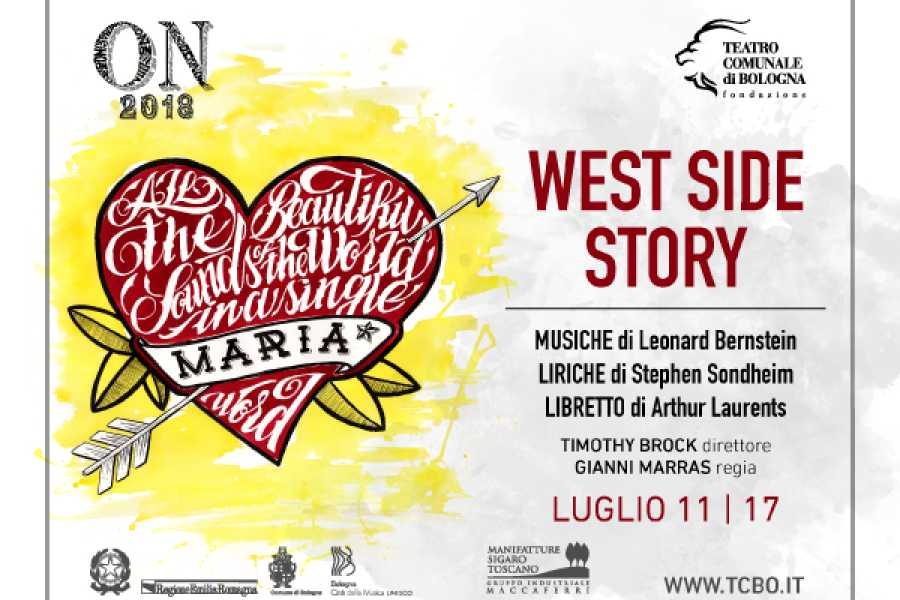 Bologna Welcome UNA SERATA A TEATRO – WEST SIDE STORY