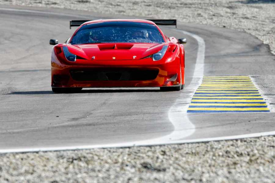 Bologna Welcome Racetrack emotion - Red excellence experience Ferrari F458