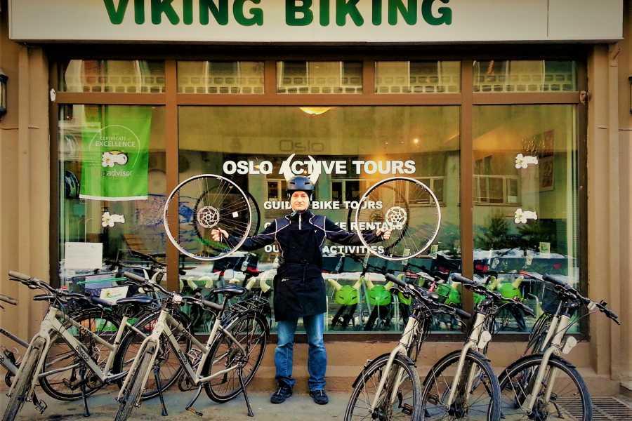 Viking Biking Sykkelreparasjon: Mobilt/Mobile Service