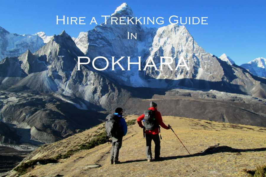 Last Second Group Ltd. Hire a TREKKING GUIDE in POKHARA