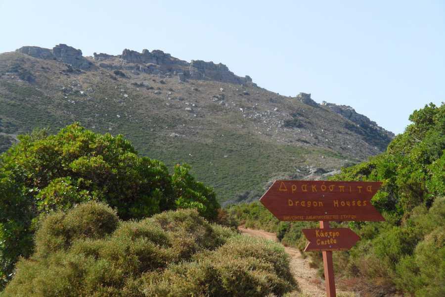 Evia Adventure Tours Trekking / Dragon-houses of Styra