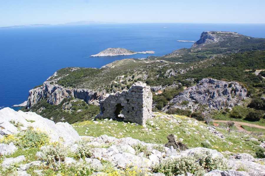 Evia Adventure Tours Trekking / Kymi to St. George Castle