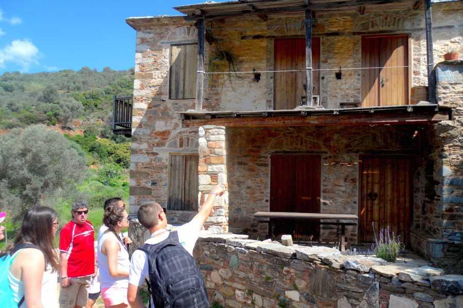 Evia Adventure Tours Hiking / Walking in Zarakes village