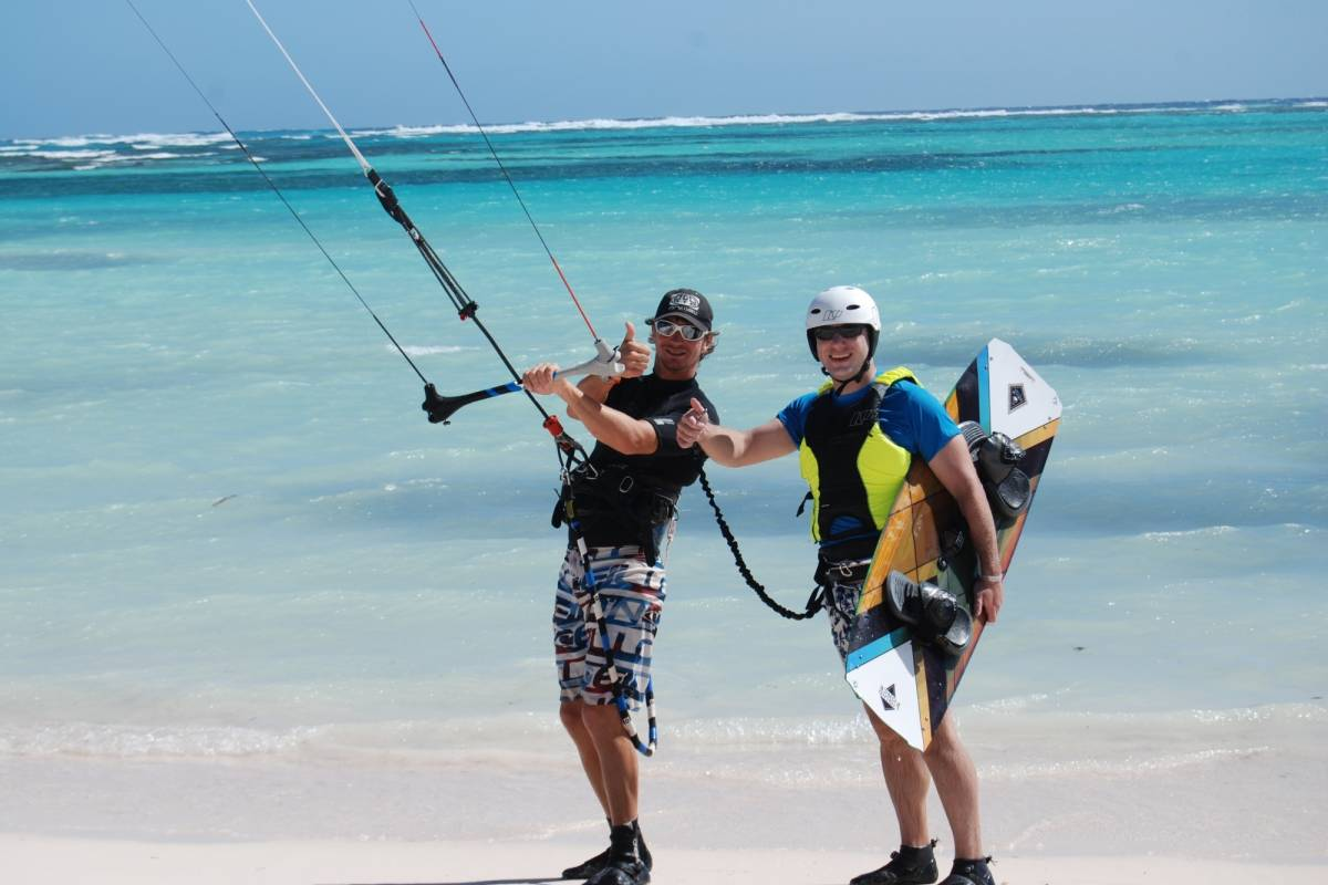 Kite Club Punta Cana Private Lessons P2