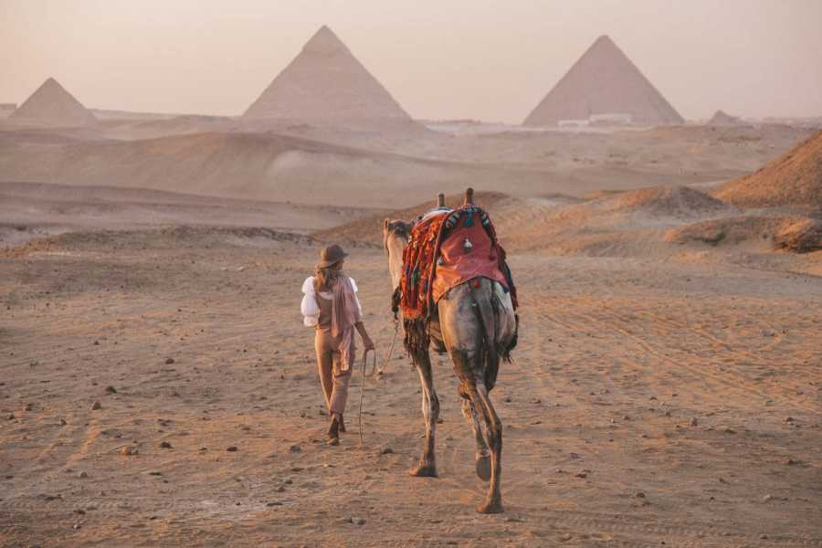 Journey To Egypt 8 Day Pyramids & Nile Cruise by Air