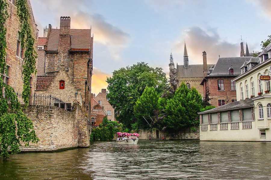 CRUISE EXPRESS Traslado privado de ida y vuelta desde Zeebrugge a Brujas