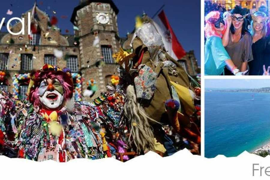 Bus2Alps AG Rome 2 The French Riviera Carnival