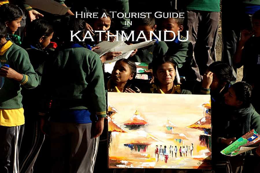 Last Second Group Ltd. HIRE a TOURIST GUIDE in KATHMANDU