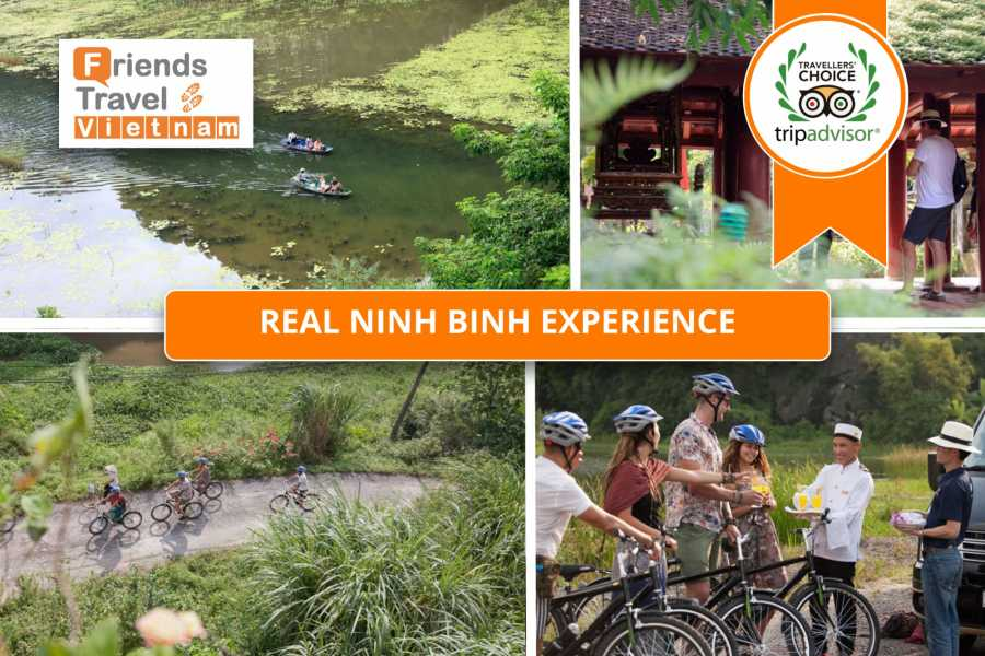Friends Travel Vietnam Real Ninh Binh Experience