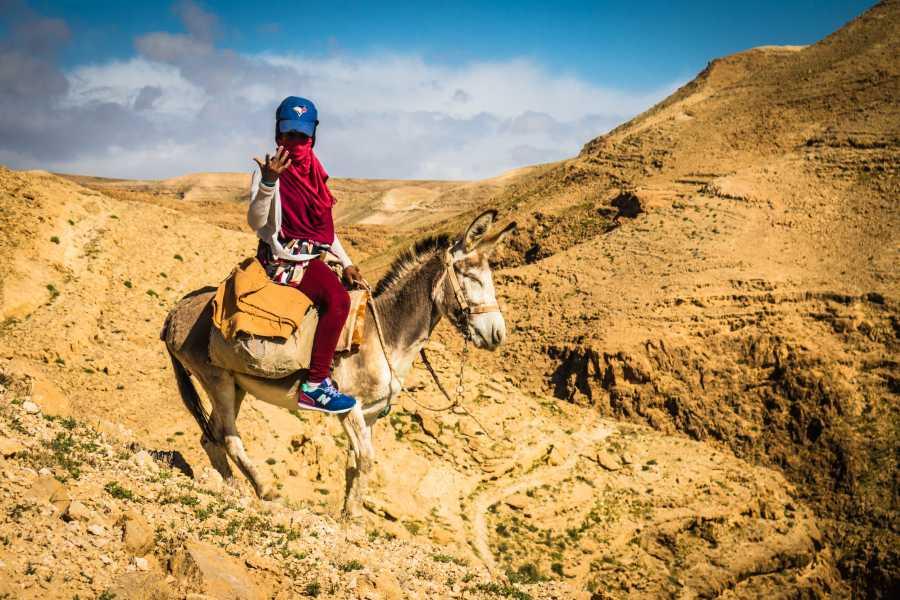 Wild-Trails Judean Desert - Meal & Water Drop Service