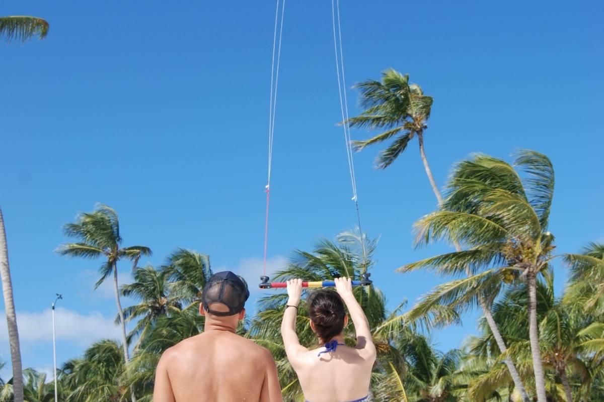 Kite Club Punta Cana Group Kite Boarding Lesson D1 2hr