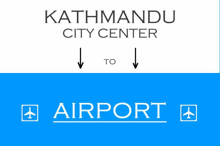 Last Second Group Ltd. KATHMANDU CITY CENTER to TRIBHUVAN AIRPORT