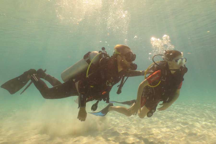 Coral divers PADI Bubblemaker