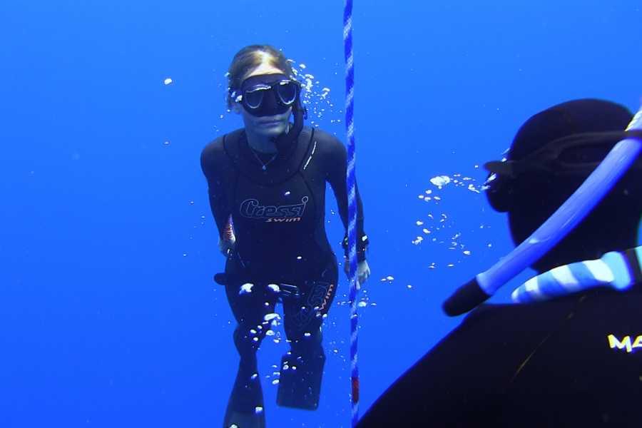 Coral divers PADI Freediver cursus