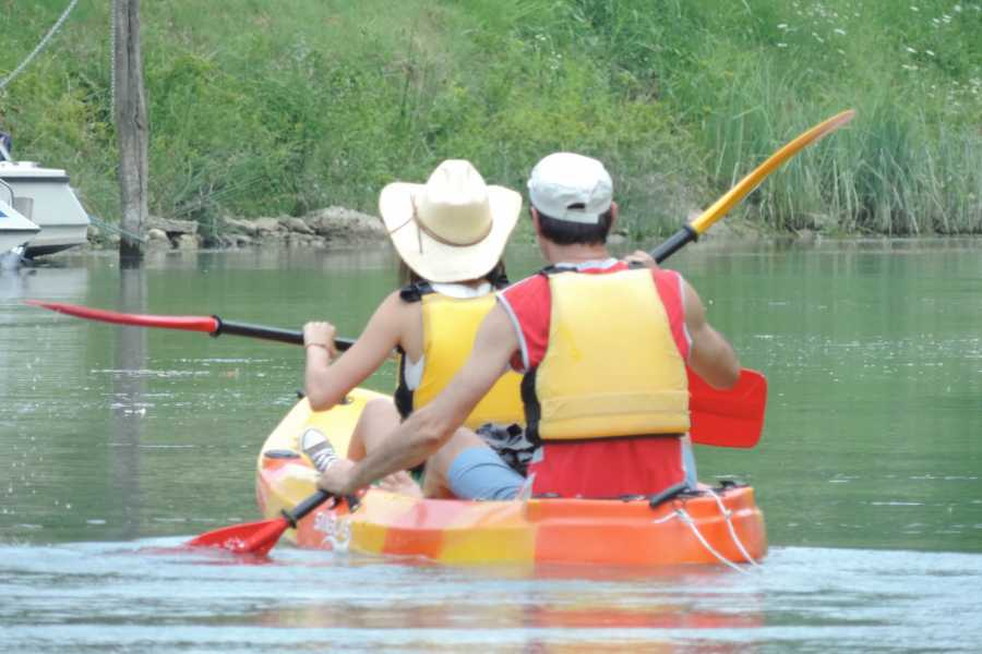 TRAVELSPORT Outdoor Activities TAYLOR MADE KAYAKING ROUTES