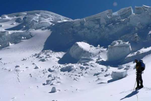 12 DAY MOUNTAINEERING TOUR
