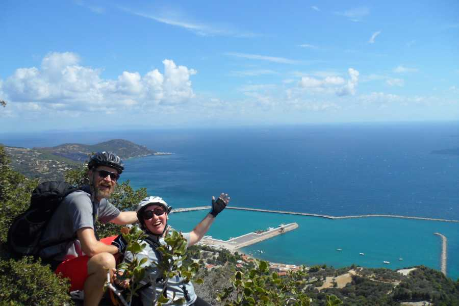 Evia Adventure Tours Cycling / The villages of Kymi