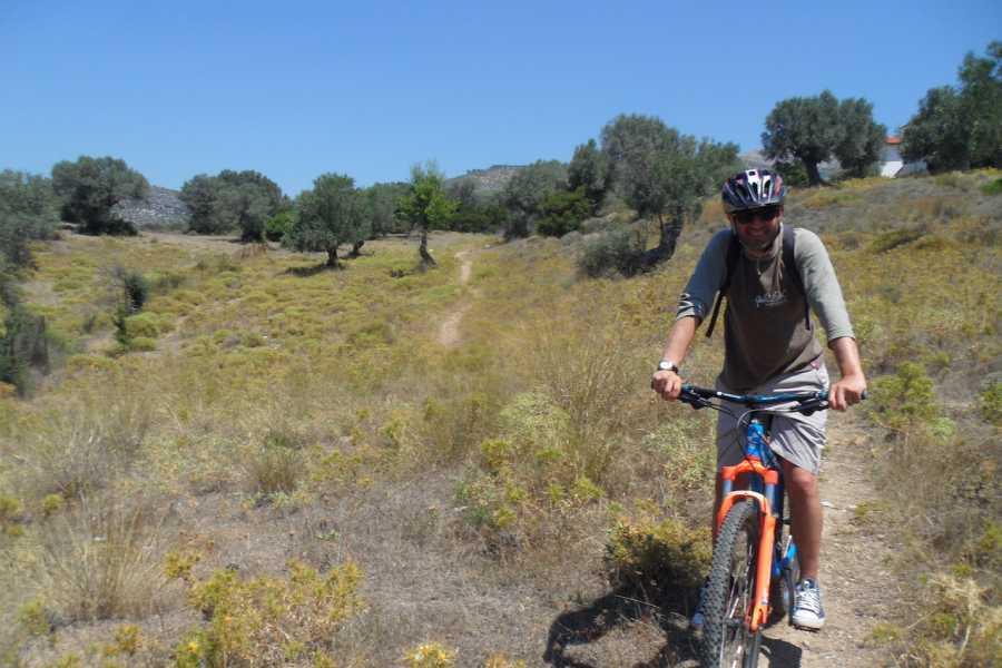 Evia Adventure Tours MTB / Eretria & hilltops