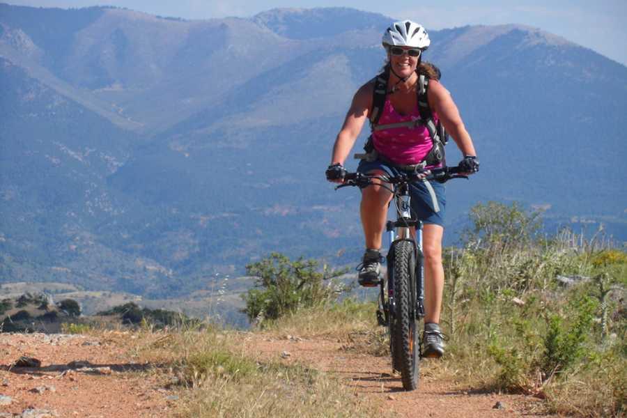 Evia Adventure Tours MTB / The mountains of Steni