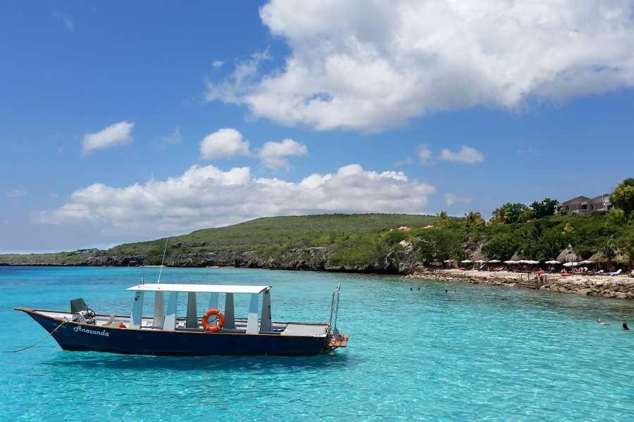 Coral divers Blue Room & Pelican Beach Snorkel Boat Trip