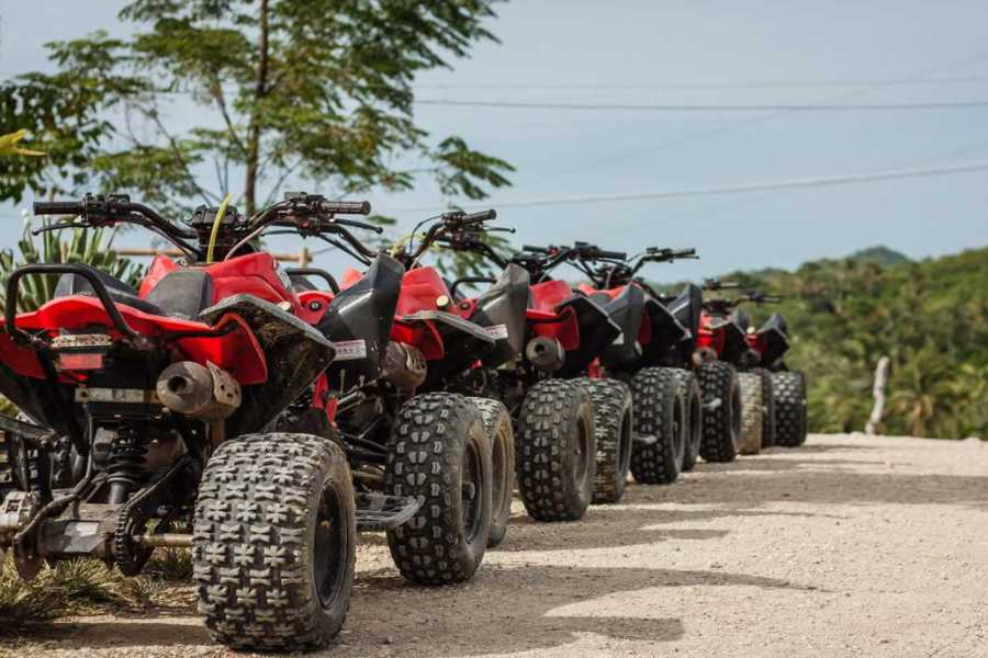 Coral divers ATV Oost Tour