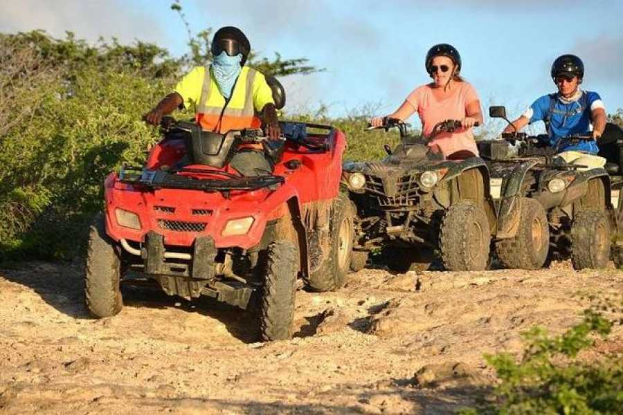 Coral divers ATV West Tour