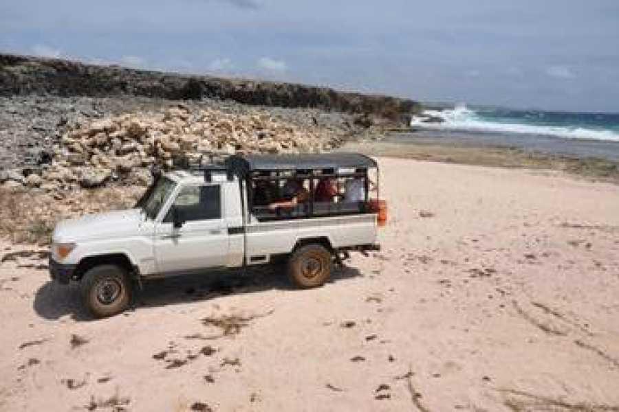 Coral divers Christoffelpark Jeep Safari