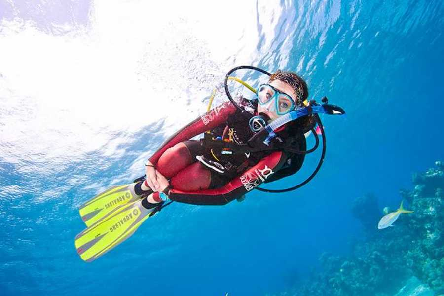 Coral divers PADI Peak Performance Buoyancy Specialty