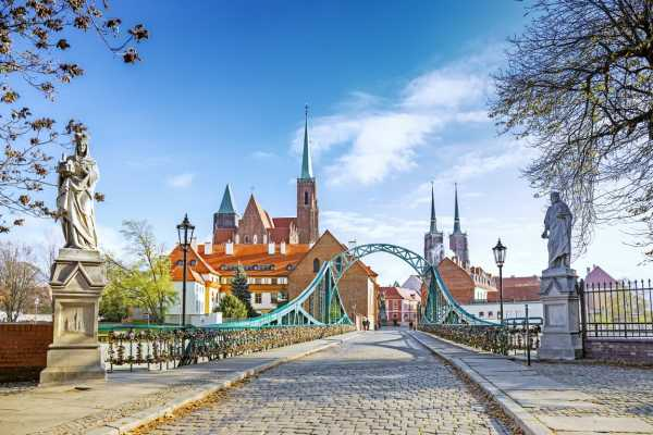 Wroclaw Sightseeing Tours Wrocław Old Town Walking Tour