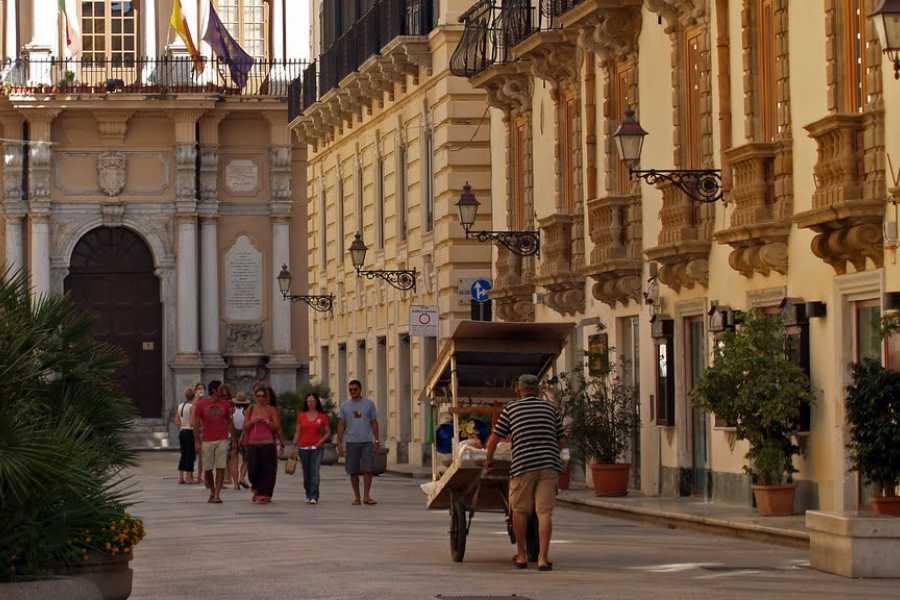 Travel Taste Sicily by Egatour Viaggi Trapani Walking Tour