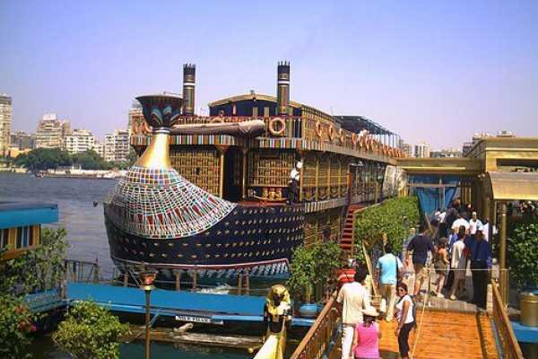 EMO TOURS EGYPT Nile Pharaoh Cruise In Cairo