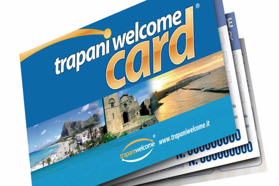 Travel Taste Sicily by Egatour Viaggi Trapani Welcome Card