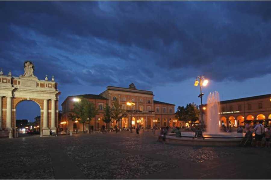 Rimini Reservation Vivez Santarcangelo
