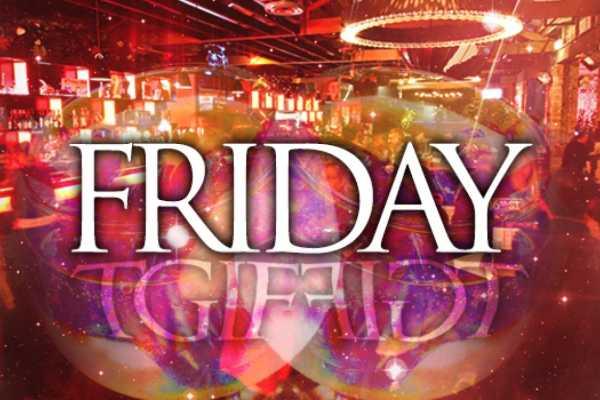 Freaky Friday Bar Hopping