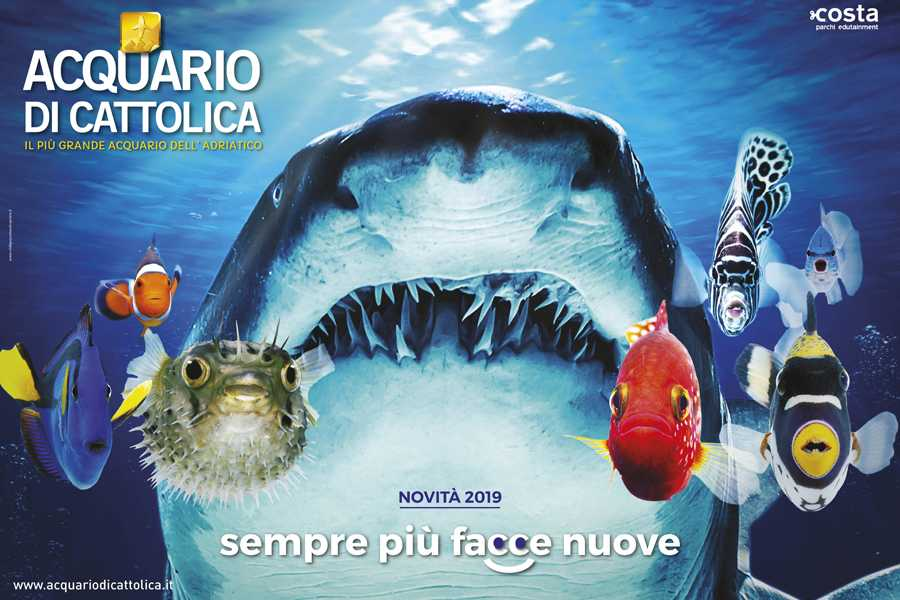 Emilia Romagna Welcome Aquarium de Cattolica