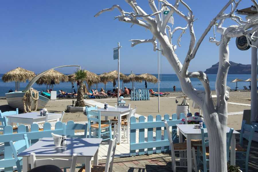 Destination Platanias SONIO BEACH RESTAURANT