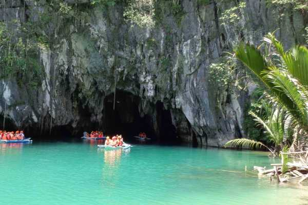 WORLD HOLIDAY TRAVEL AND TOURS 3 days Puerto Princesa tour arrangement only