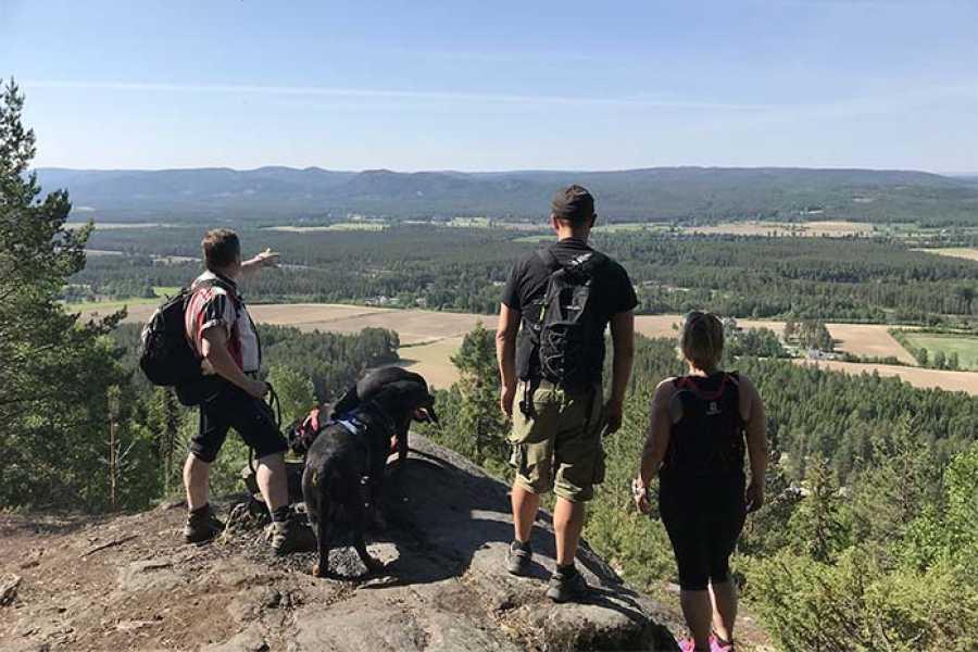 Finnskogen Adventures Tur til draghula