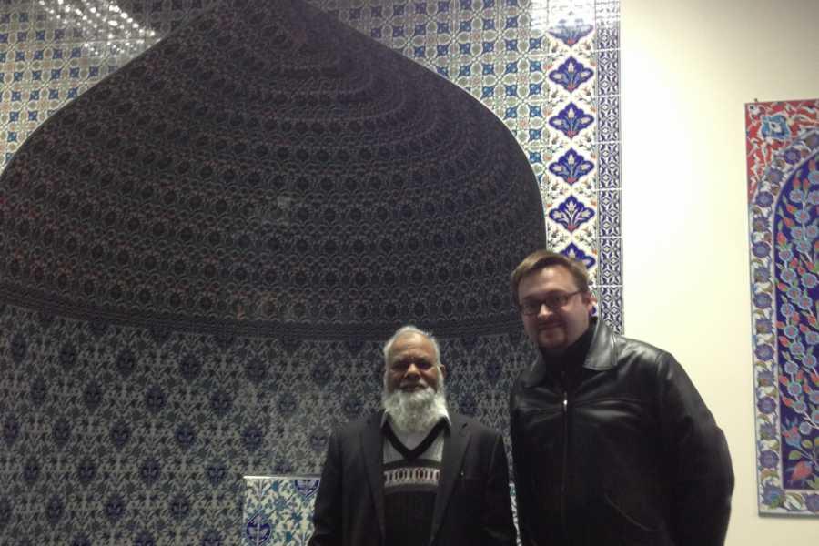 Muslim History Tours Acton Special Tour