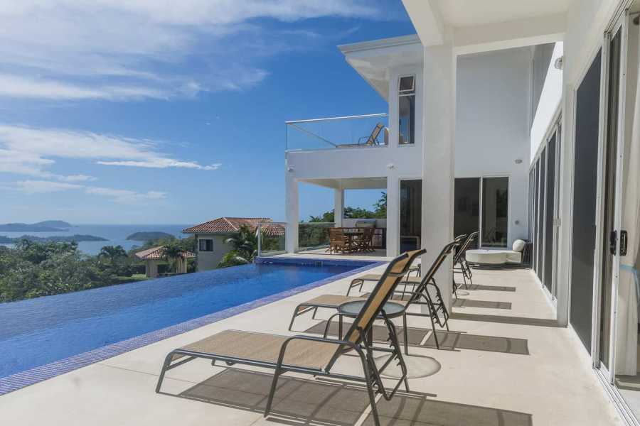 Tour Guanacaste Casa Blanca Pacific Heights