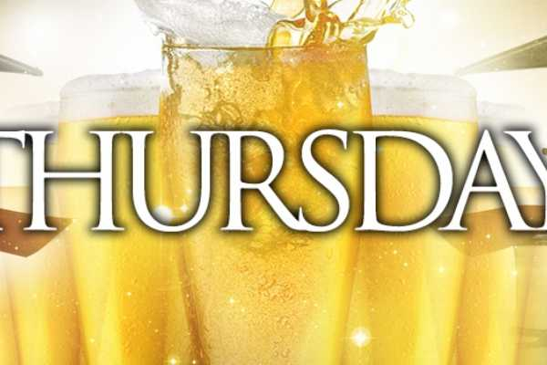 Best of Rome Ltd. Thirsty Thursday College Night