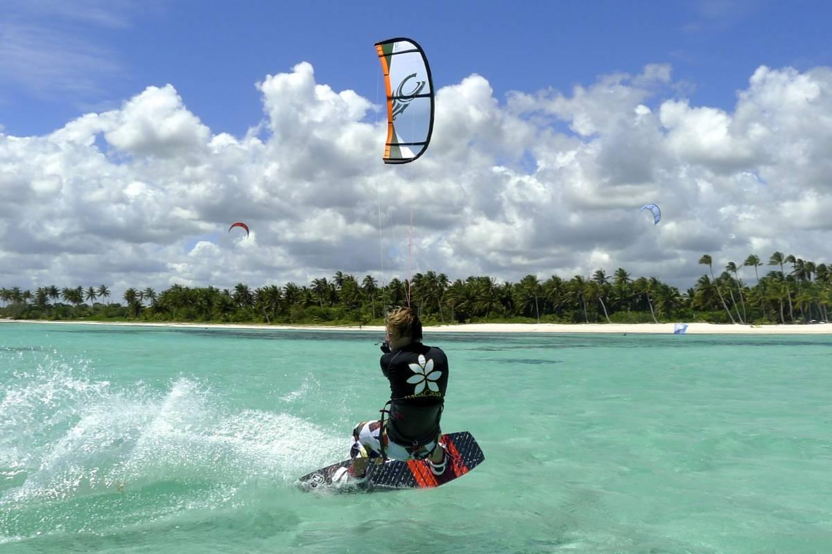 Kite Club Punta Cana Kiteboarding Lessons no Equipment A2