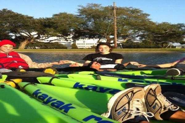2 Hr Single Kayak Rental for Groups