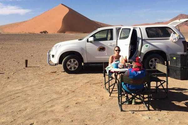 10 Day Wild Family Camping Adventure Namibia (Camping)